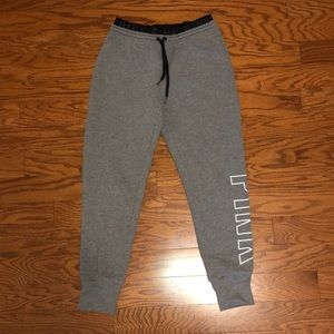 High waist higher sweatpants